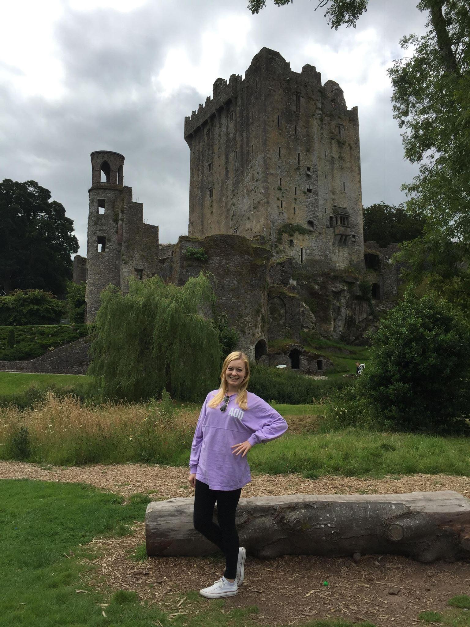 CAPAStudyAbroad_Dublin_Summer2016_From Lily Garnett - BlarneyCastle.jpg