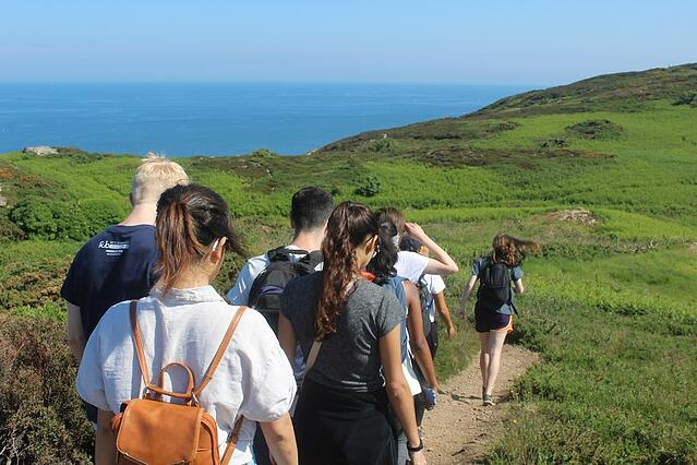CAPAStudyAbroad_Dublin_Summer2018_From Grace Vitale - Howth hike
