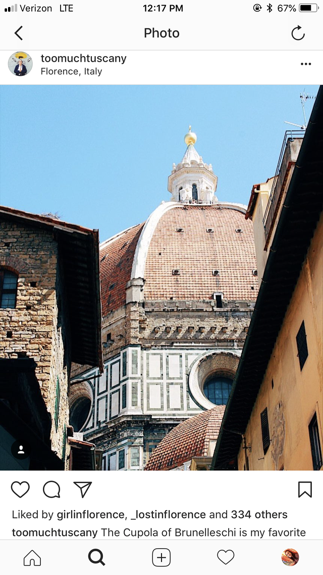 CAPAStudyAbroad_Florence_From Emily Kearns - instagram2-1