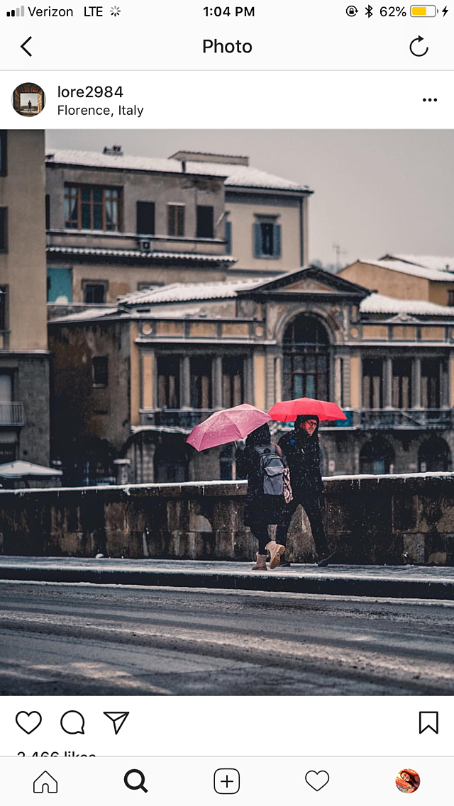 CAPAStudyAbroad_Florence_From Emily Kearns - instagram7