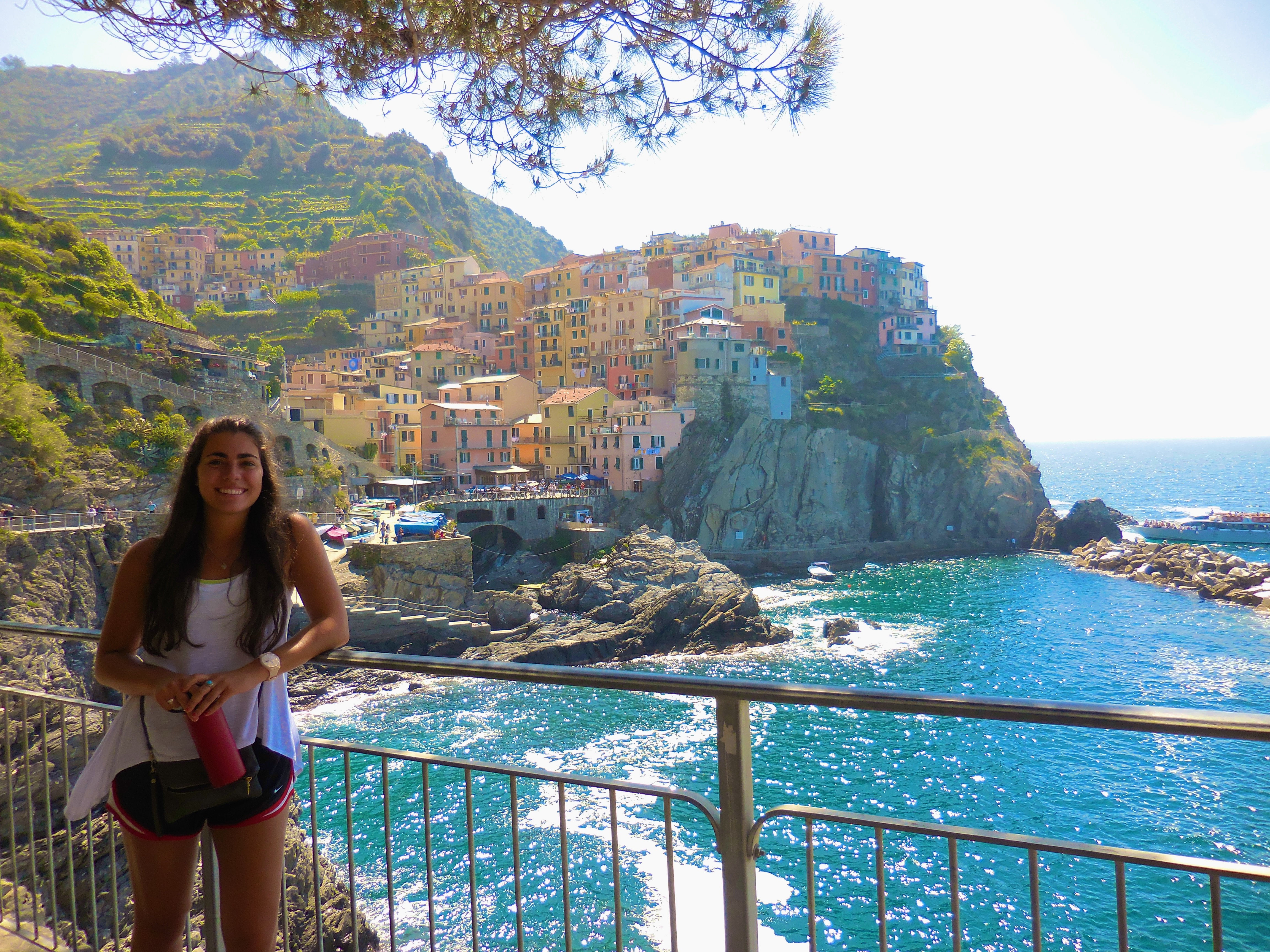 CAPAStudyAbroad_Florence_Spring2015_From_Claire_France_-Cinque_Terre