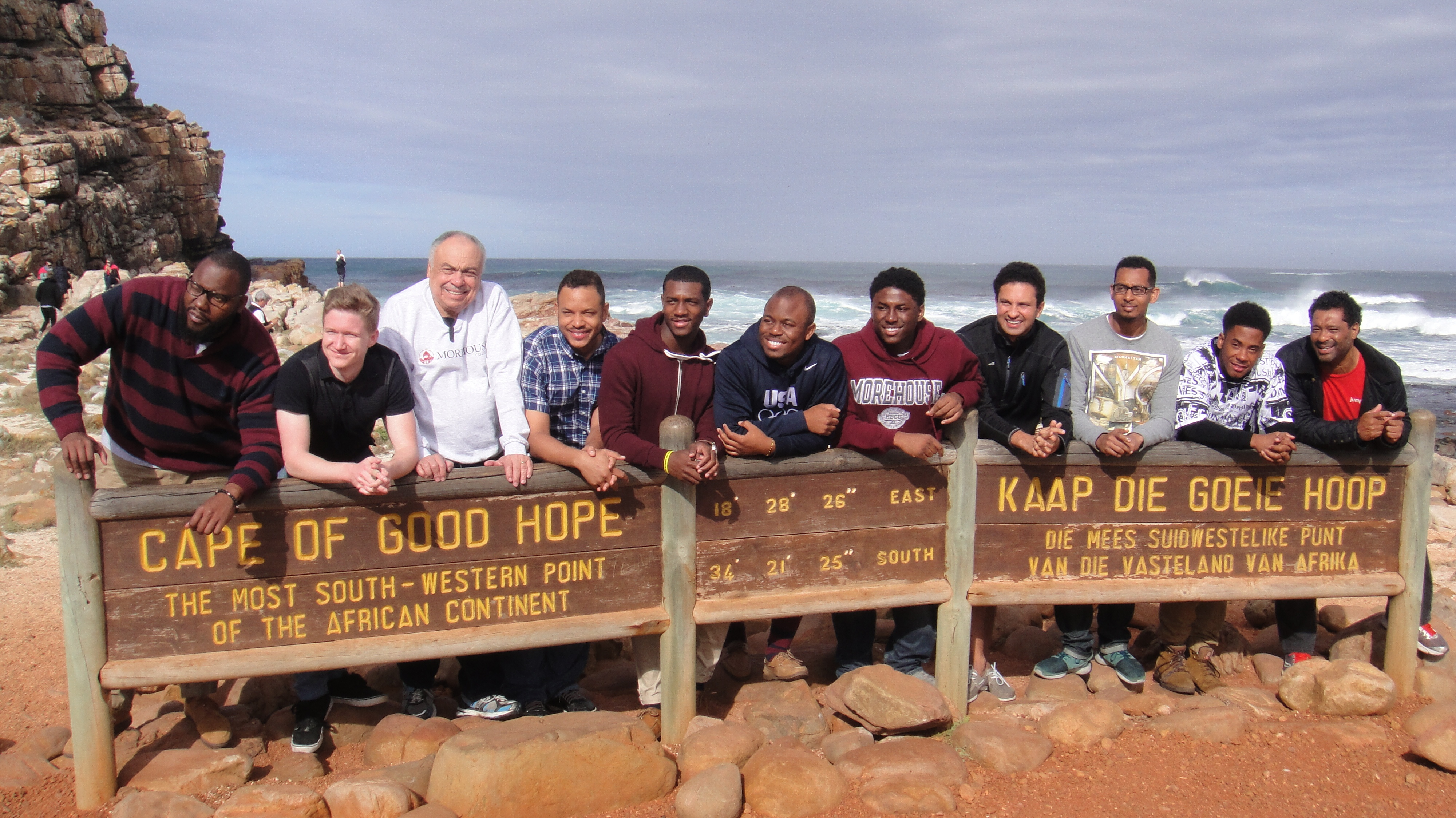 CAPAStudyAbroad_Julius_Coles_Interview_-_Morehouse_Students_Cape_of_Good_Hope.jpg