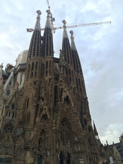 CAPAStudyAbroad_London_Fall2016_From Katrina Deisler - American - Sagrada Familia in Barcelona.jpg