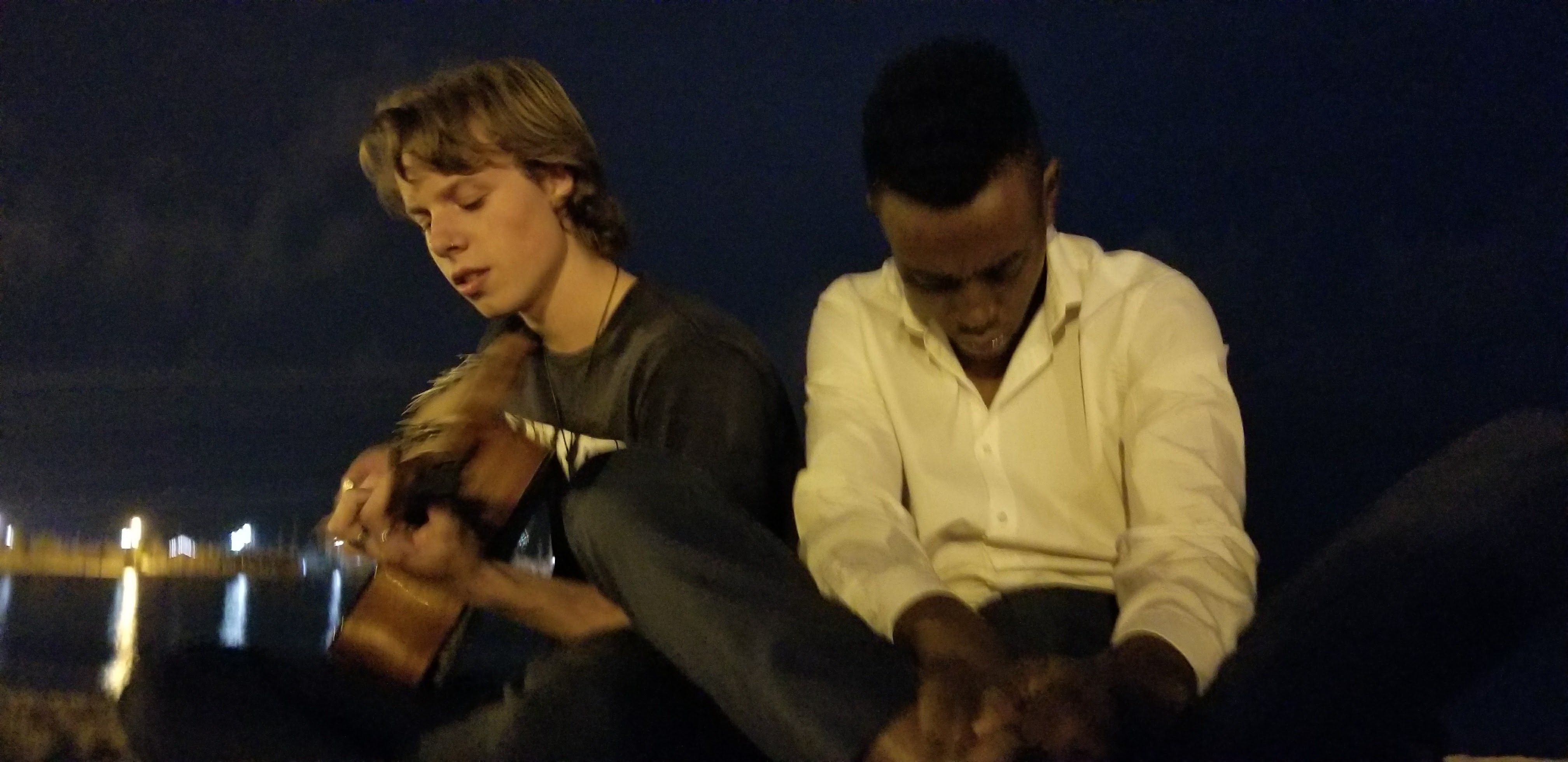 CAPAStudyAbroad_London_Fall2017_From Thaddeus Kaszuba - Playing Music with Some new freinds in Barcelona.jpg