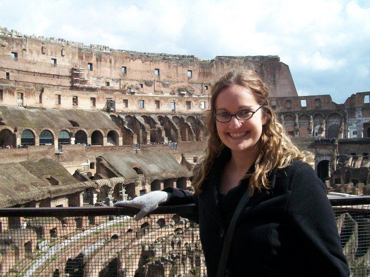 CAPAStudyAbroad_London_Spring2010_Colosseum