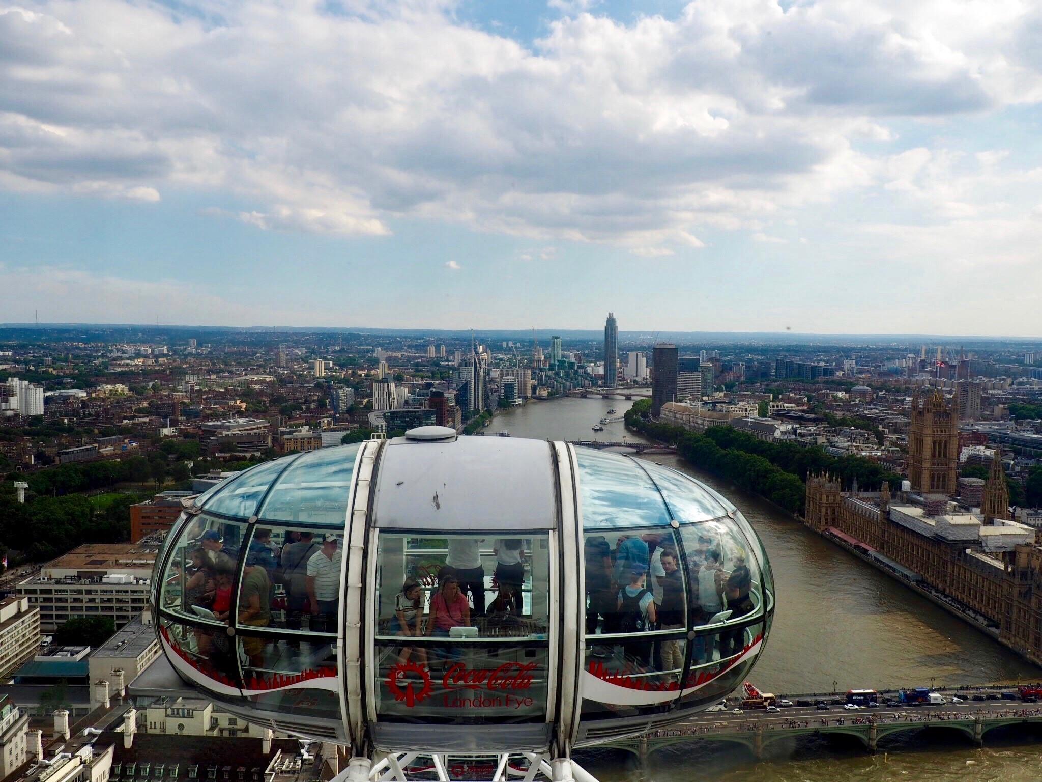 CAPAStudyAbroad_London_Summer2017_From Maita Ankrum London Eye.jpg