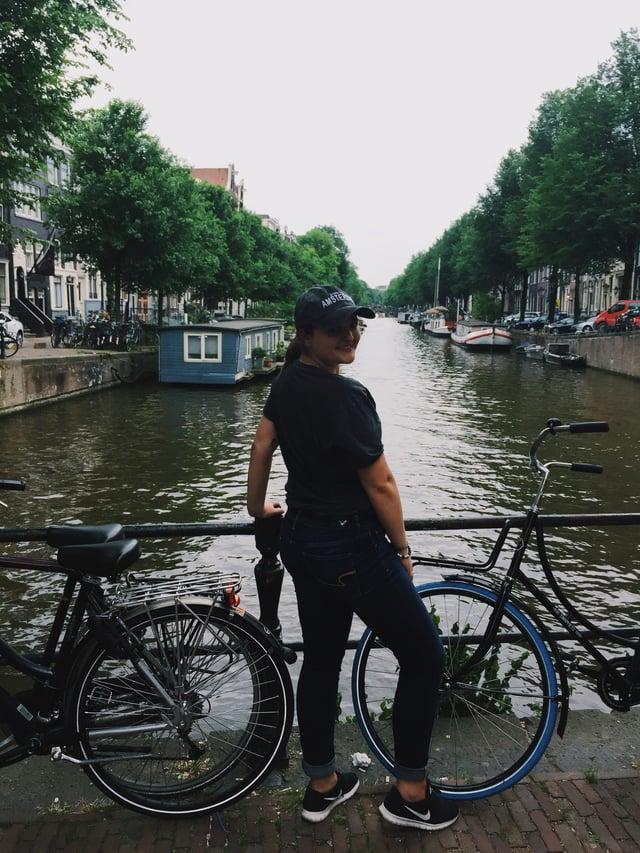 CAPAStudyAbroad_London_Summer2018_From Alexandra Zurbrick - Amsterdam