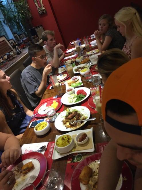 CAPAStudyAbroad_Shanghai_Summer2015_Indonesian_Meal