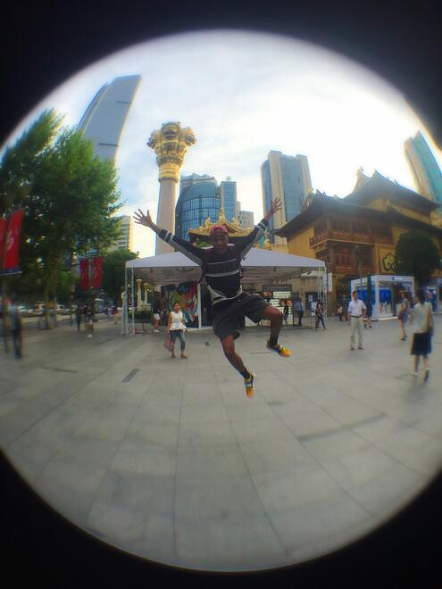 CAPAStudyAbroad_Shanghai_Summer2015_Rashad_Williams_Jump_Shot