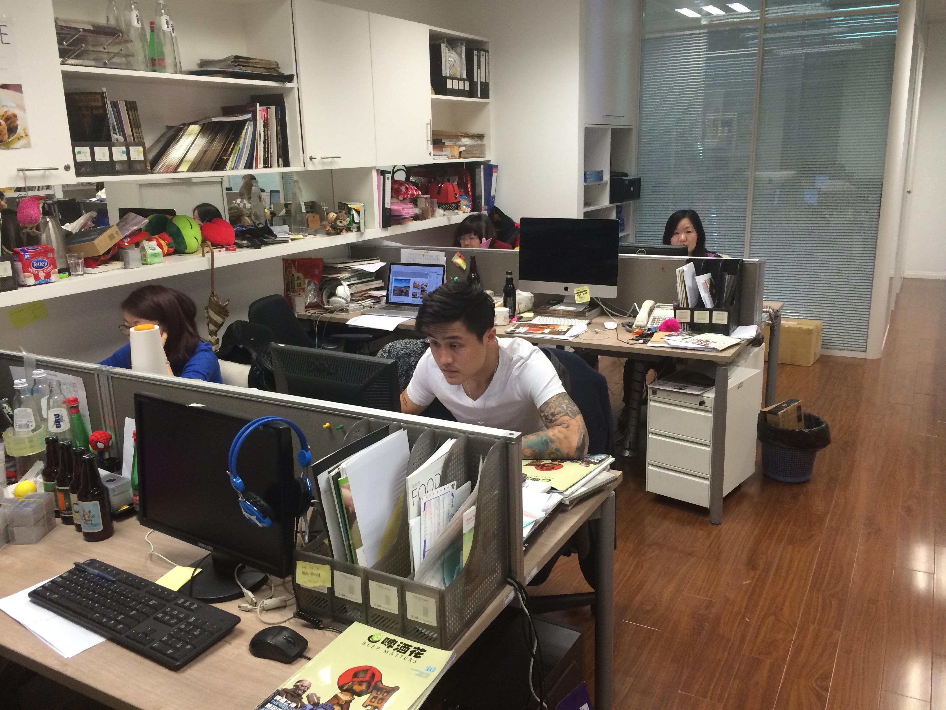 CAPAStudyAbroad_Shanghai_Vandergeeten_-_Interview_with_marketing_director_Jasmine_Zhu2