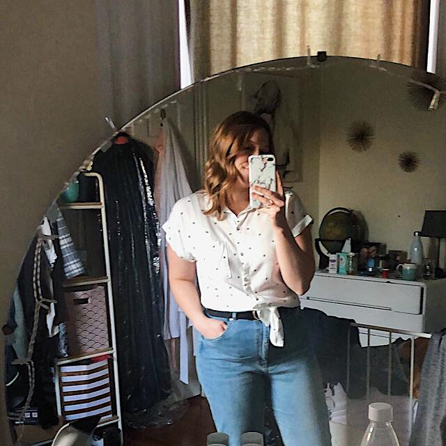 CAPAStudyAbroad_Spring 2020_Working From Home_Jessie Outfit of the Day-1