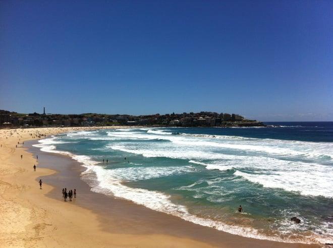 CAPAStudyAbroad_Sydney_Fall2013_From_Daniel_Mickens_-_Bondi_Beach