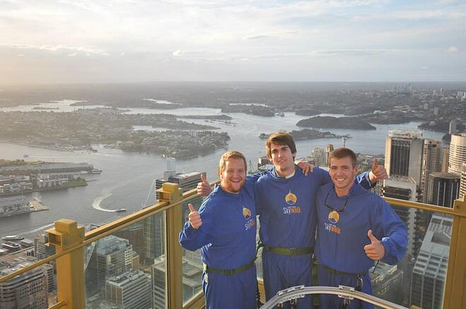CAPAStudyAbroad_Sydney_Fall2013_From_Daniel_Mickens_-_Sydney_Tower_Eye_Skywalk