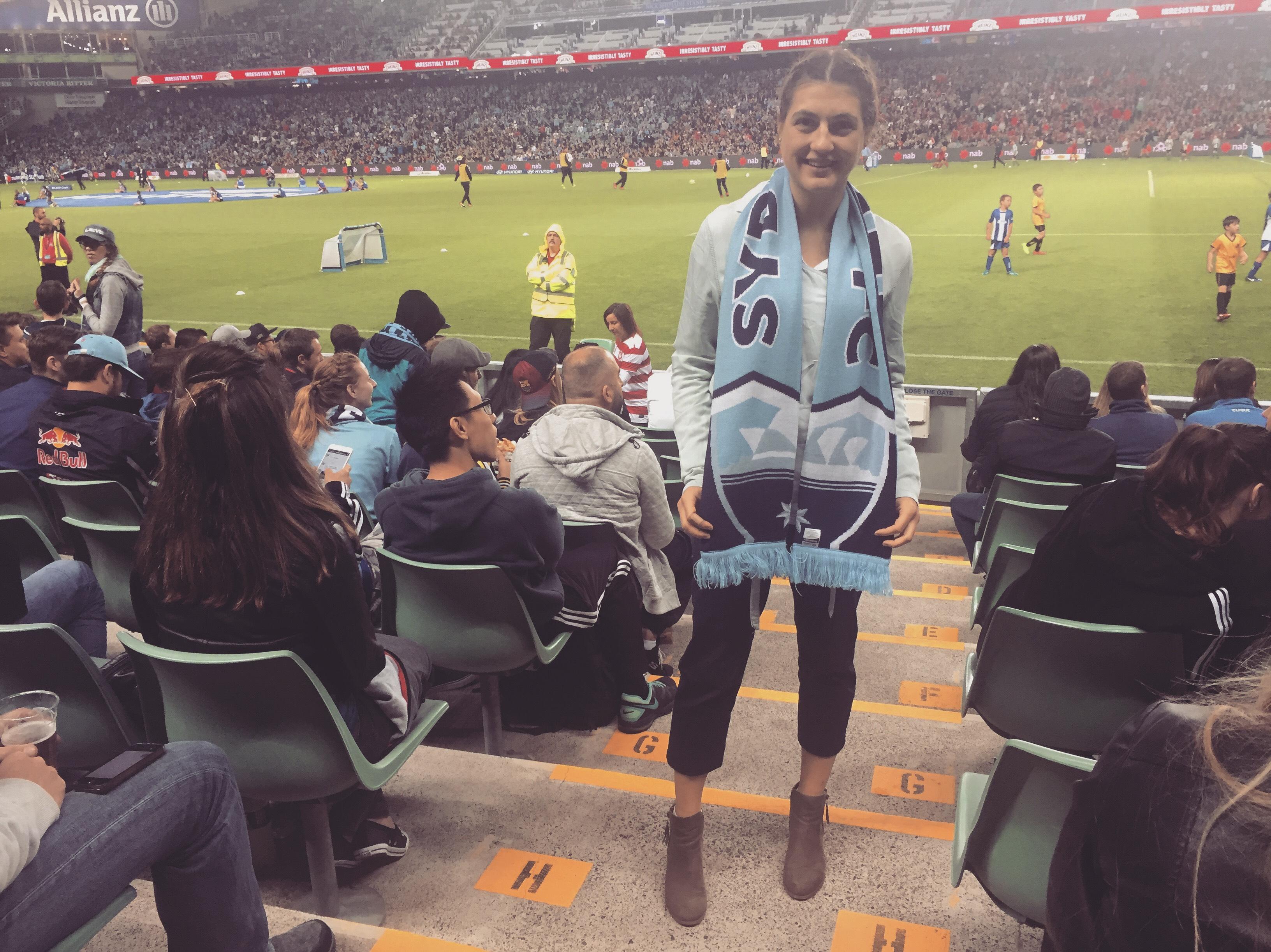 CAPAStudyAbroad_Sydney_Fall2017_From Hanna Okhrimchuk - Sydney FC and Sydney Wanderers Match_2.jpg