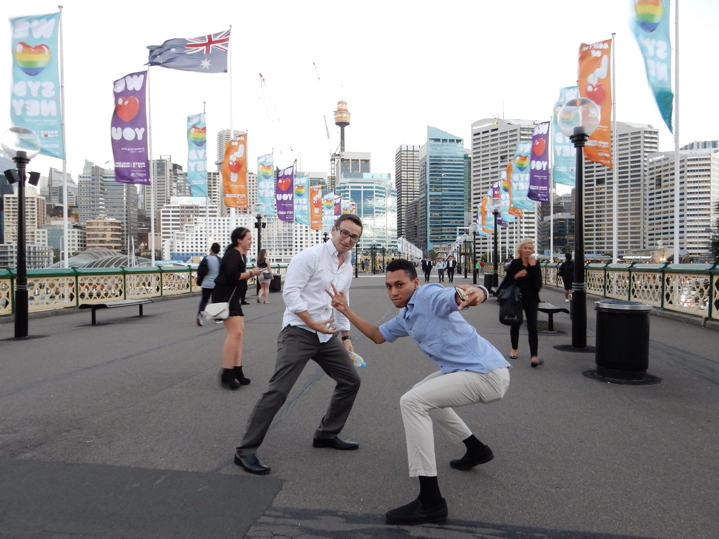 CAPAStudyAbroad_Sydney_Spring2015_From_Kristina_Worm_-_posing_Ian_James_and_another_student.jpg