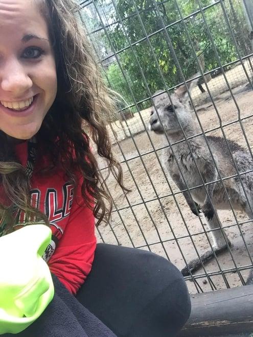 CAPAStudyAbroad_Sydney_Summer2016_From_Ashley_Whittington_-_Kangaroo_Selfie.jpg