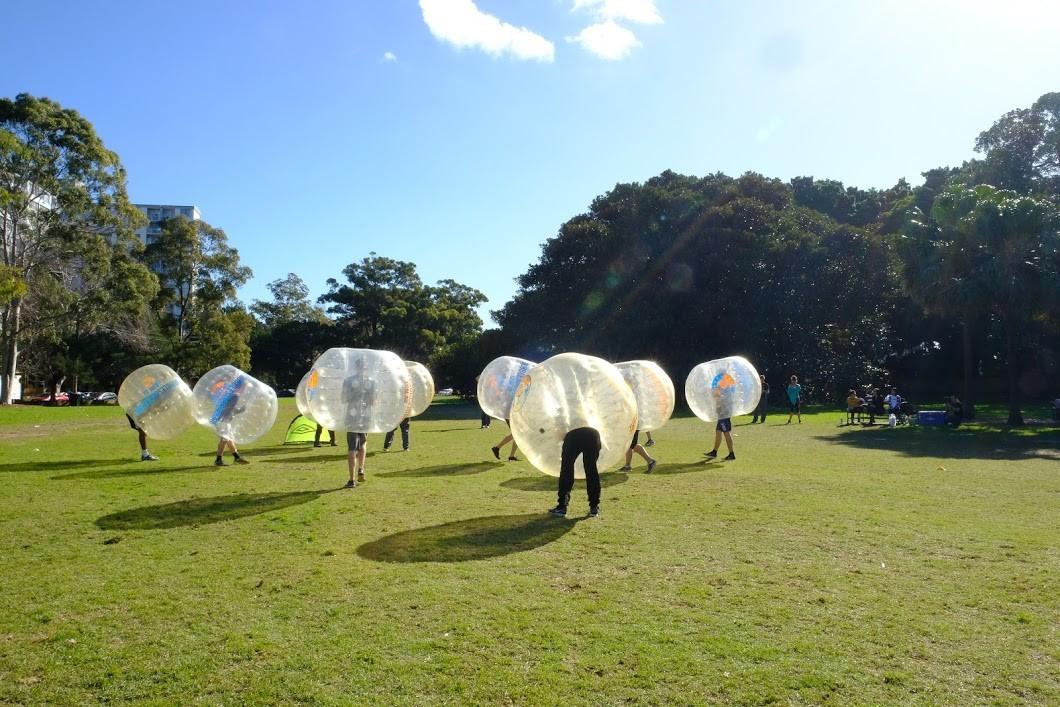 CAPAStudyAbroad_Sydney_Summer2017_From Shayanna Roman Bubble Soccer 1.jpg