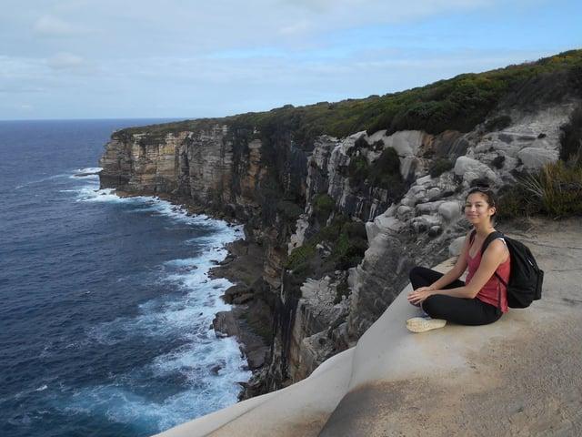 CAPAStudyAbroad_Sydney_Summer2017_From Shayanna Roman Cliffs.jpg