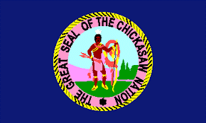 Chicasaw Flag