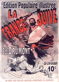 La France juive – a popular reprint