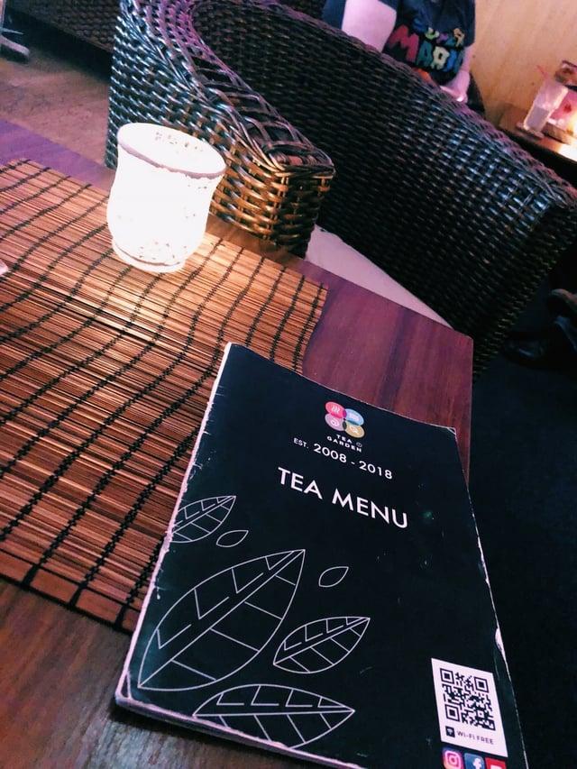 Cuppa Tea in Tea Gardens