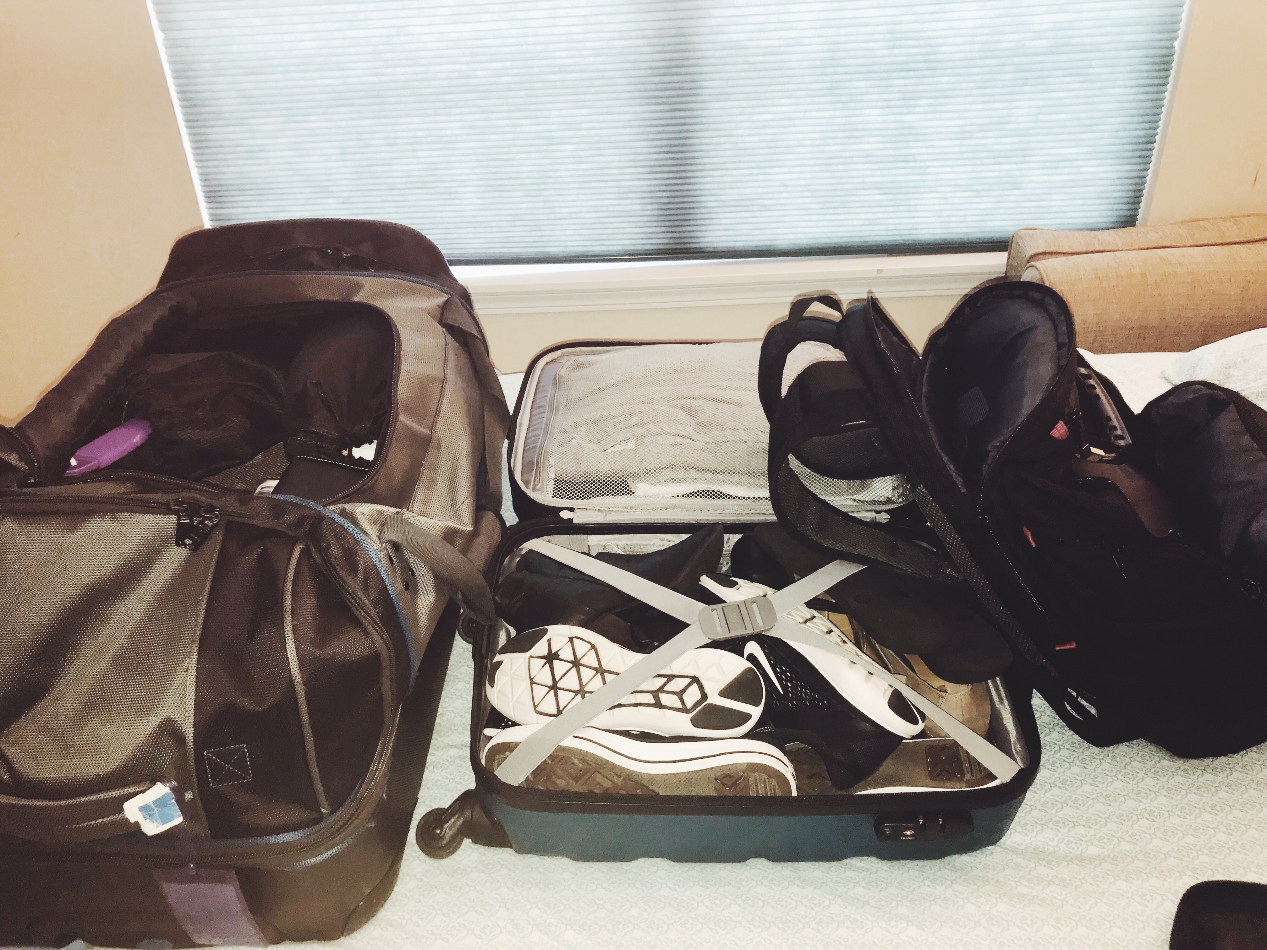 Luggage and Carry-On Bags