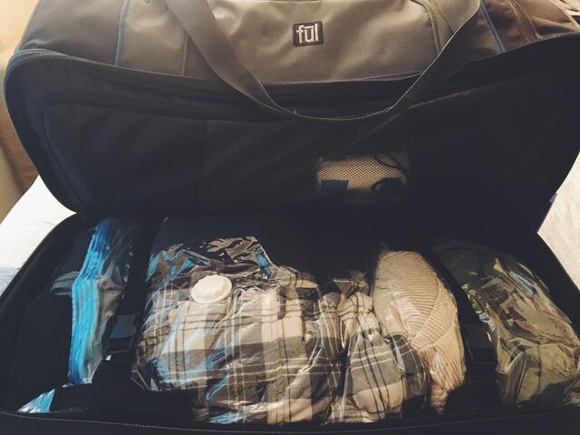 Packing for Abroad