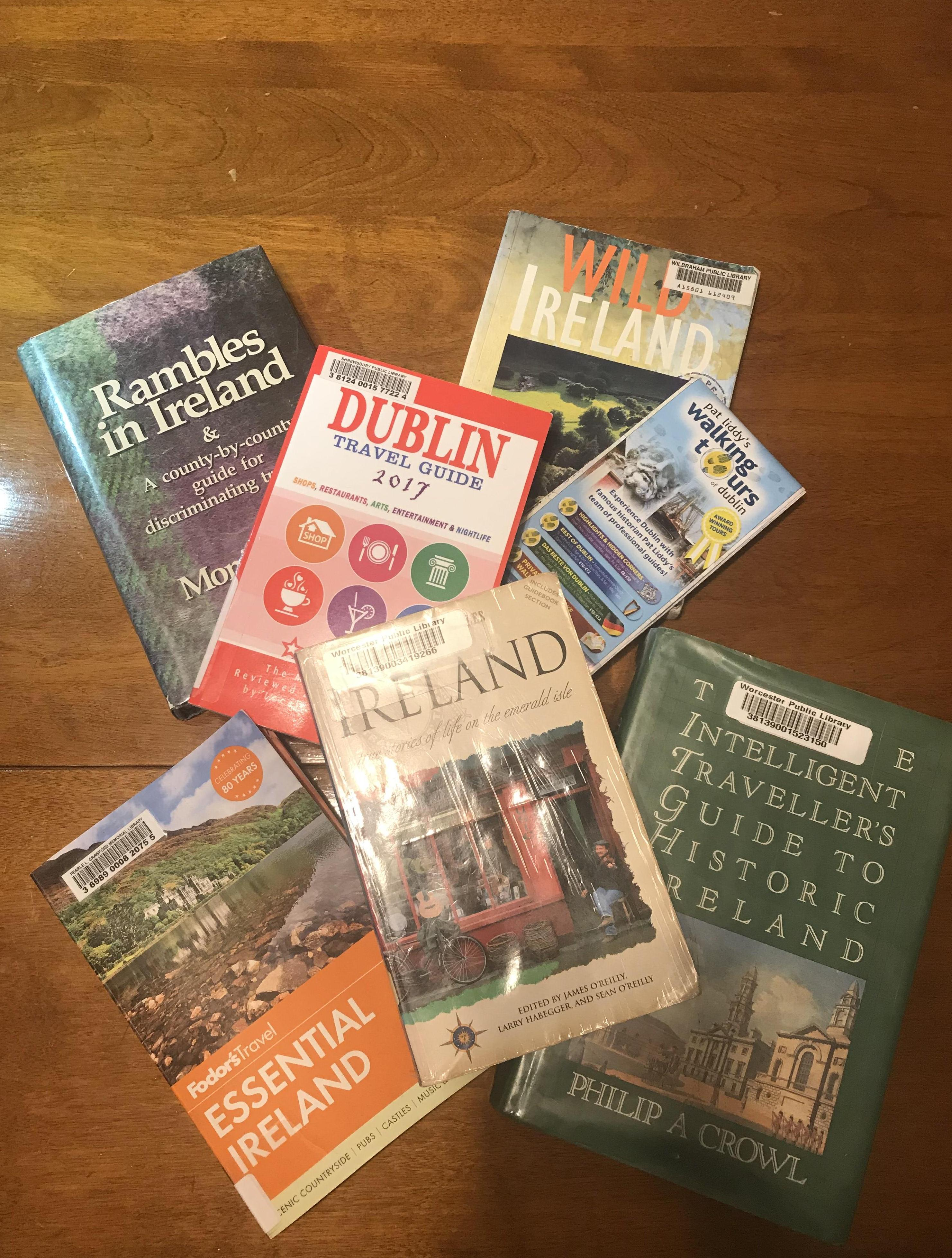 CAPAStudyAbroad_Dublin_Spring2018_From Brandon Mooney - Books about Dublin.jpeg