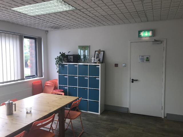CAPAStudyAbroad_Dublin_Spring2018_From Brandon Mooney - Break Room and Work Space at FoodCloud