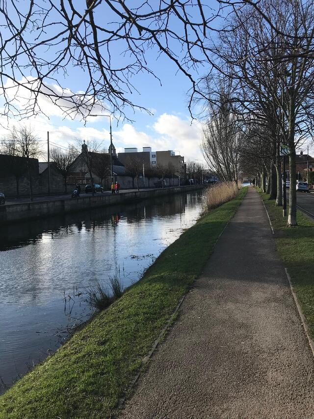 CAPAStudyAbroad_Dublin_Spring2018_From Brandon Mooney - Canal 10 Mins Away from Griffith College.jpeg