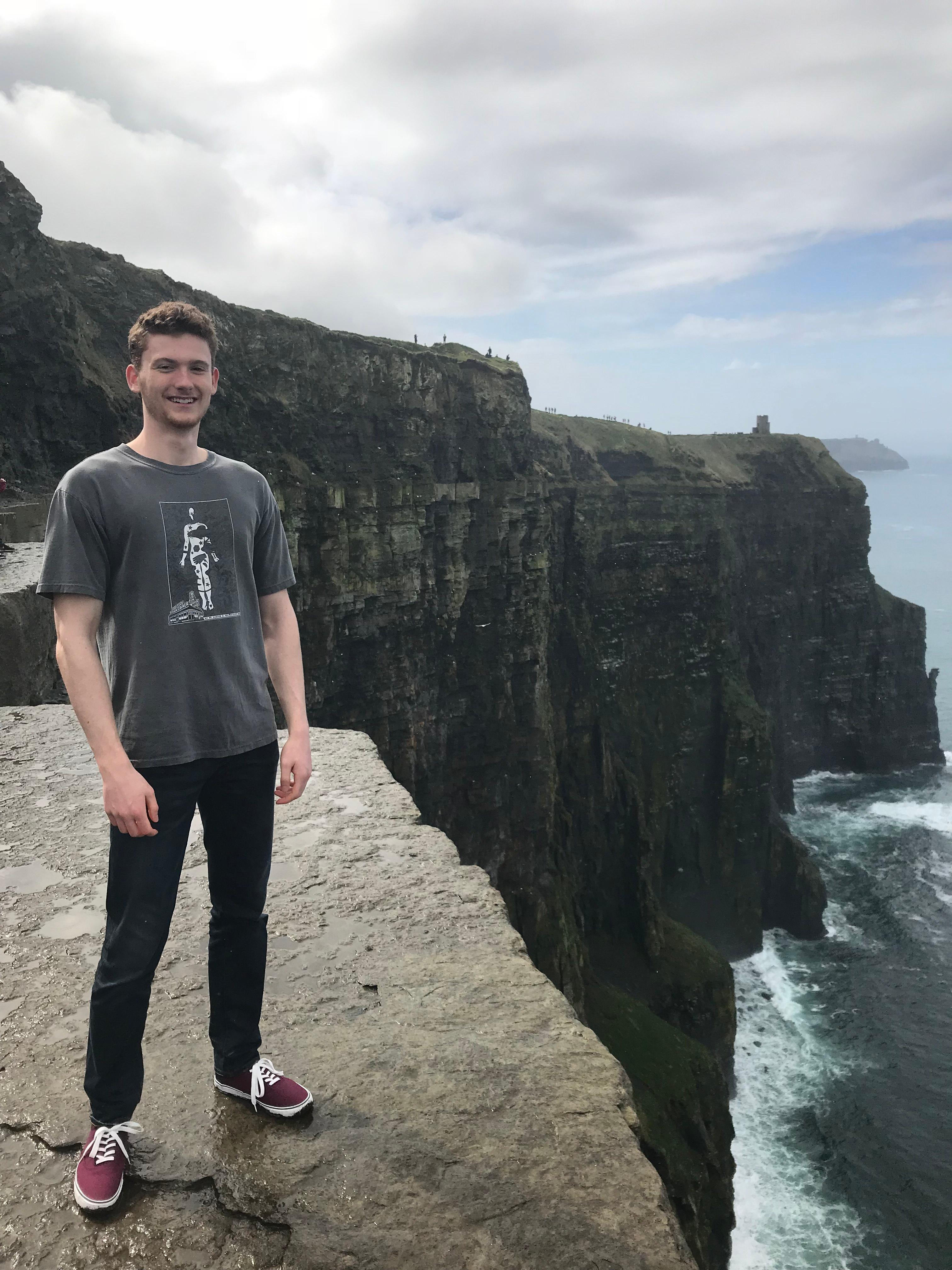 CAPAStudyAbroad_Dublin_Spring2018_From Brandon Mooney - Cliffs of Moher_1