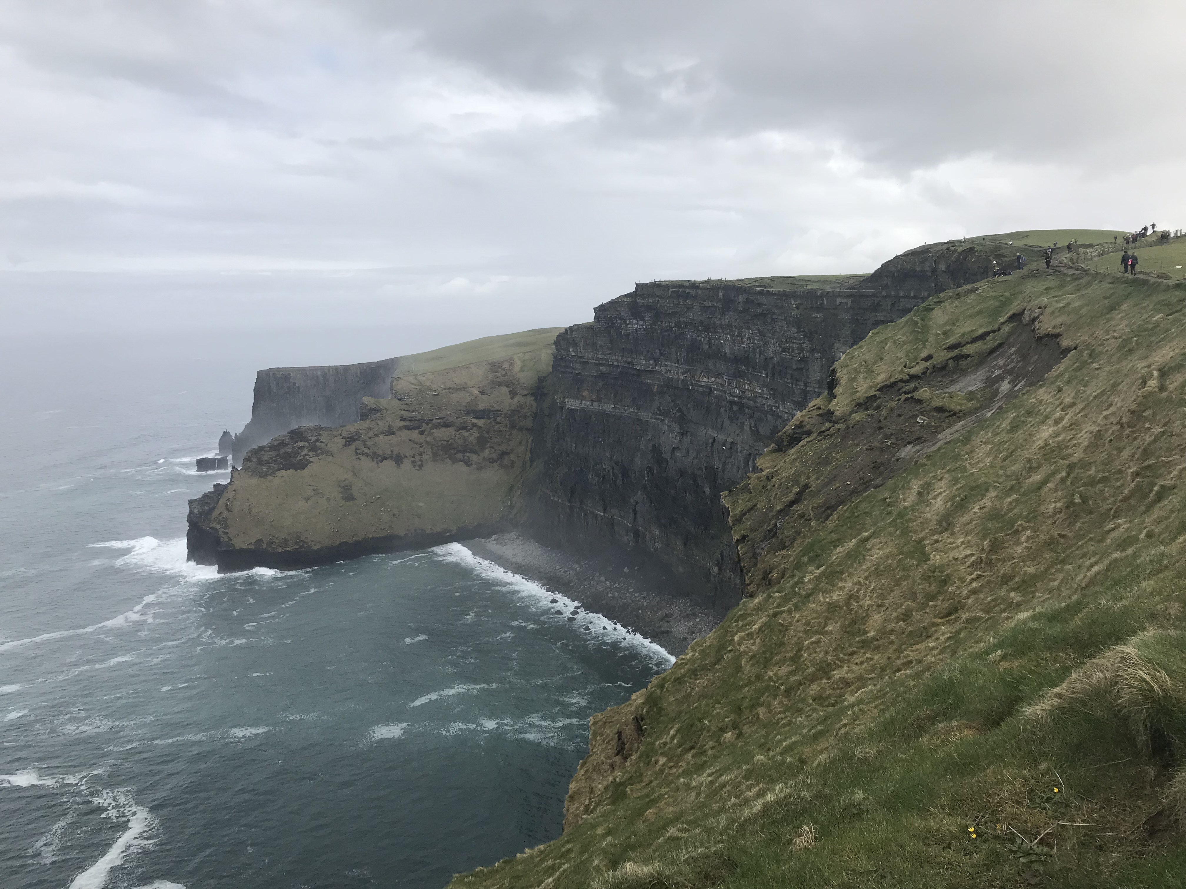 CAPAStudyAbroad_Dublin_Spring2018_From Brandon Mooney - Cliffs of Moher_3