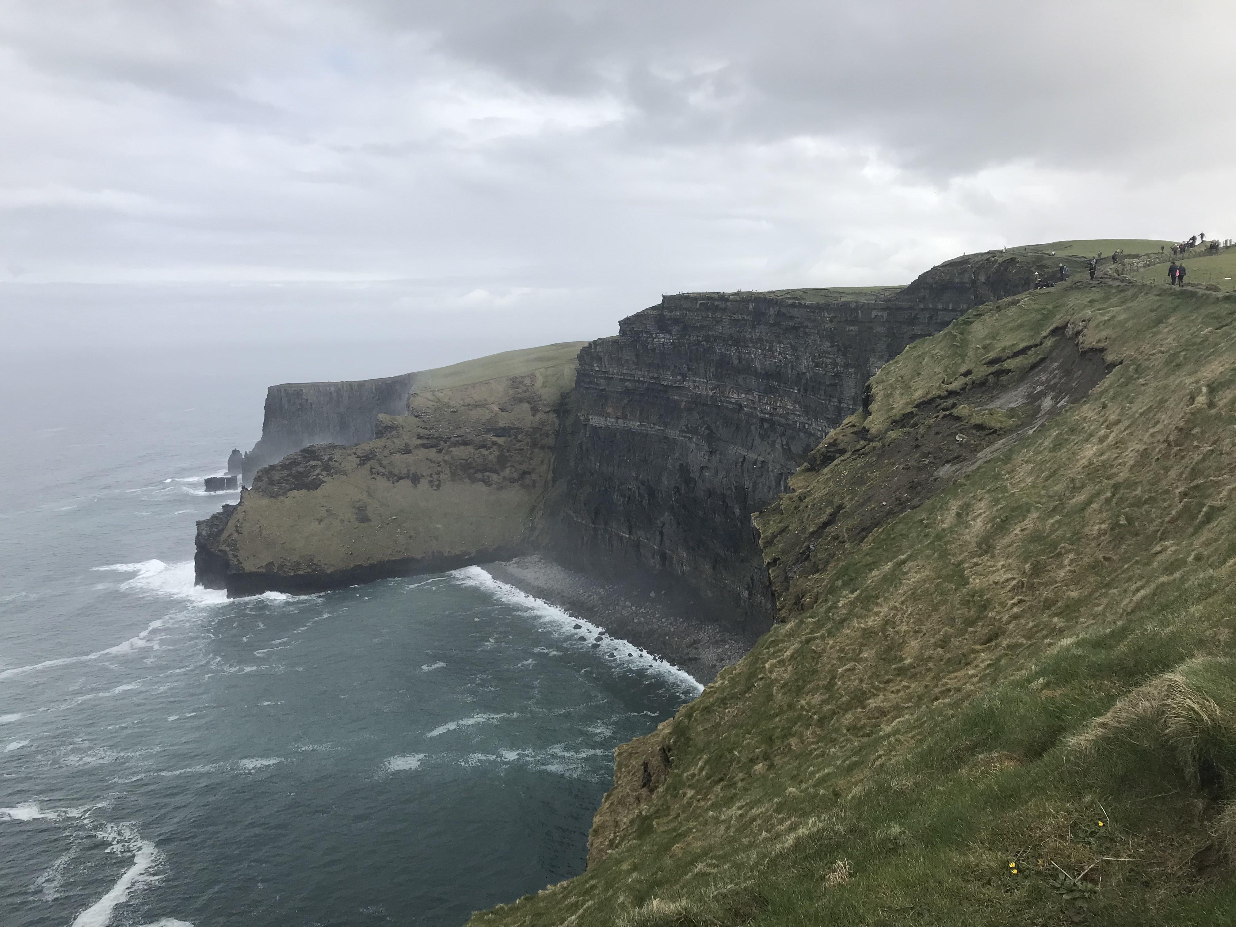 CAPAStudyAbroad_Dublin_Spring2018_From Brandon Mooney - Cliffs of Moher_3