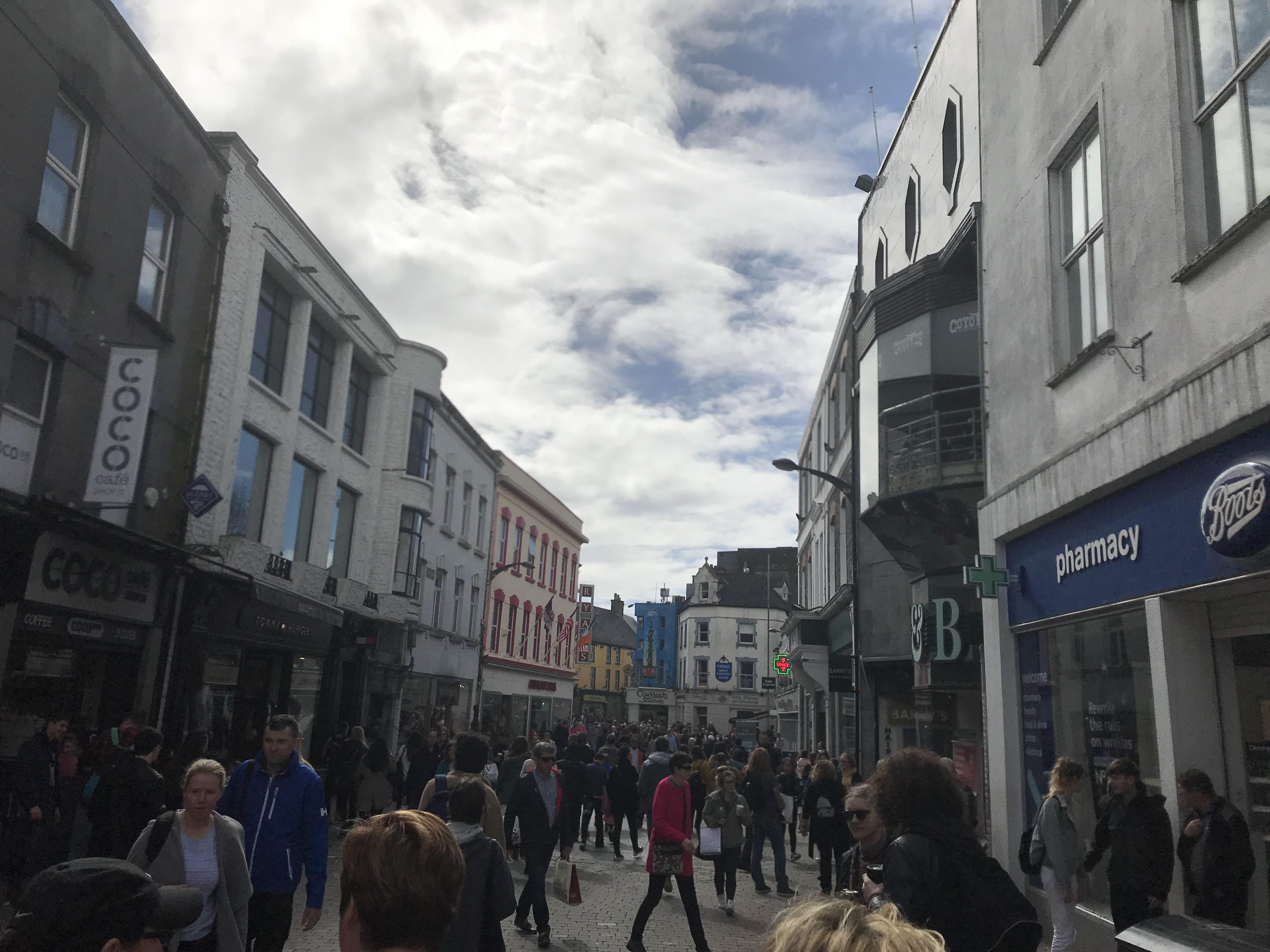 CAPAStudyAbroad_Dublin_Spring2018_From Brandon Mooney - Galway