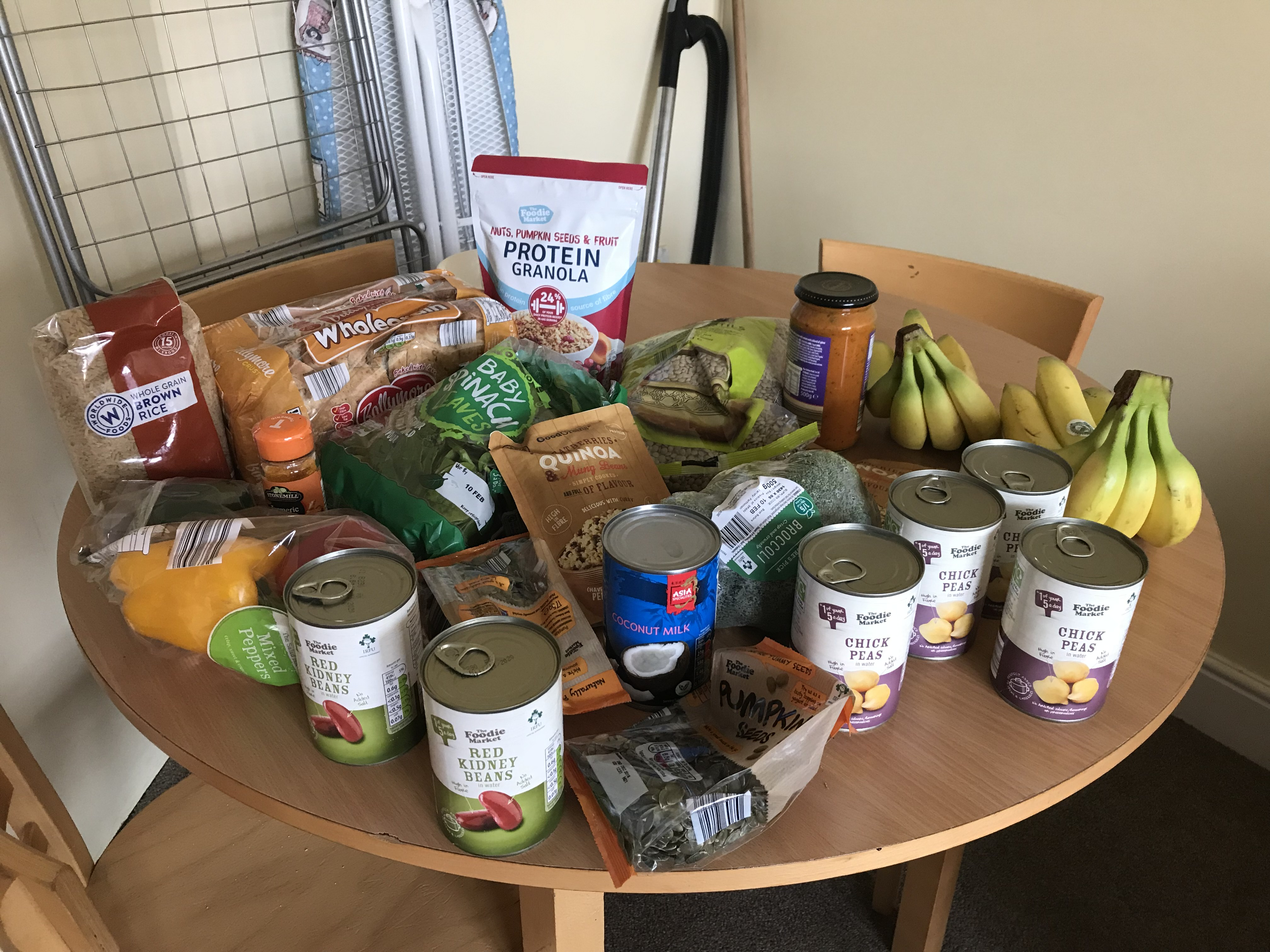 CAPAStudyAbroad_Dublin_Spring2018_From Brandon Mooney - Groceries from Aldi's