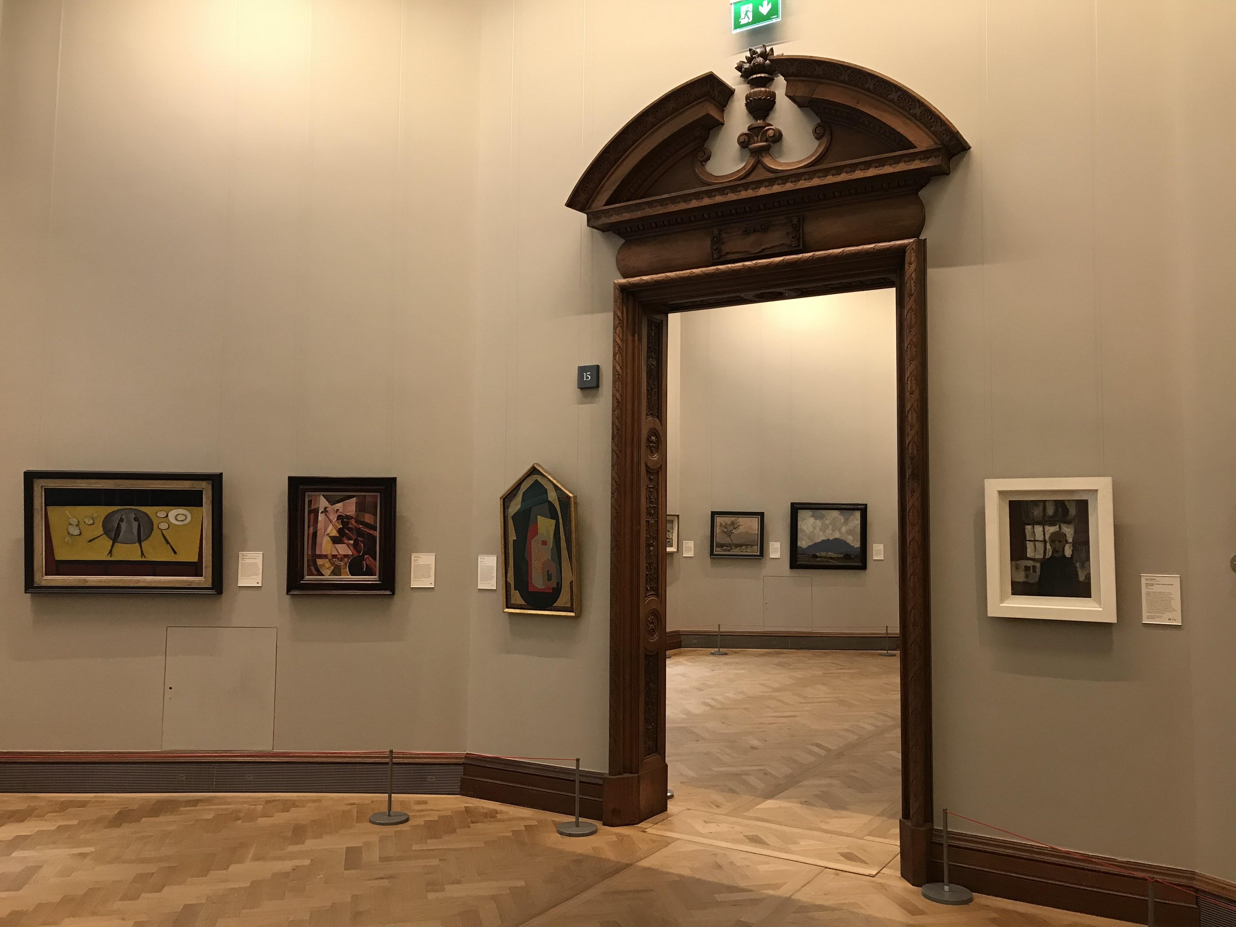 CAPAStudyAbroad_Dublin_Spring2018_From Brandon Mooney - Inside the National Gallery of Ireland.jpeg