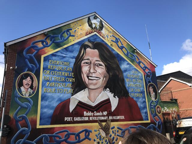 CAPAStudyAbroad_Dublin_Spring2018_From Brandon Mooney - Mural of Political Prisoners Who Died on a Hunger Strike