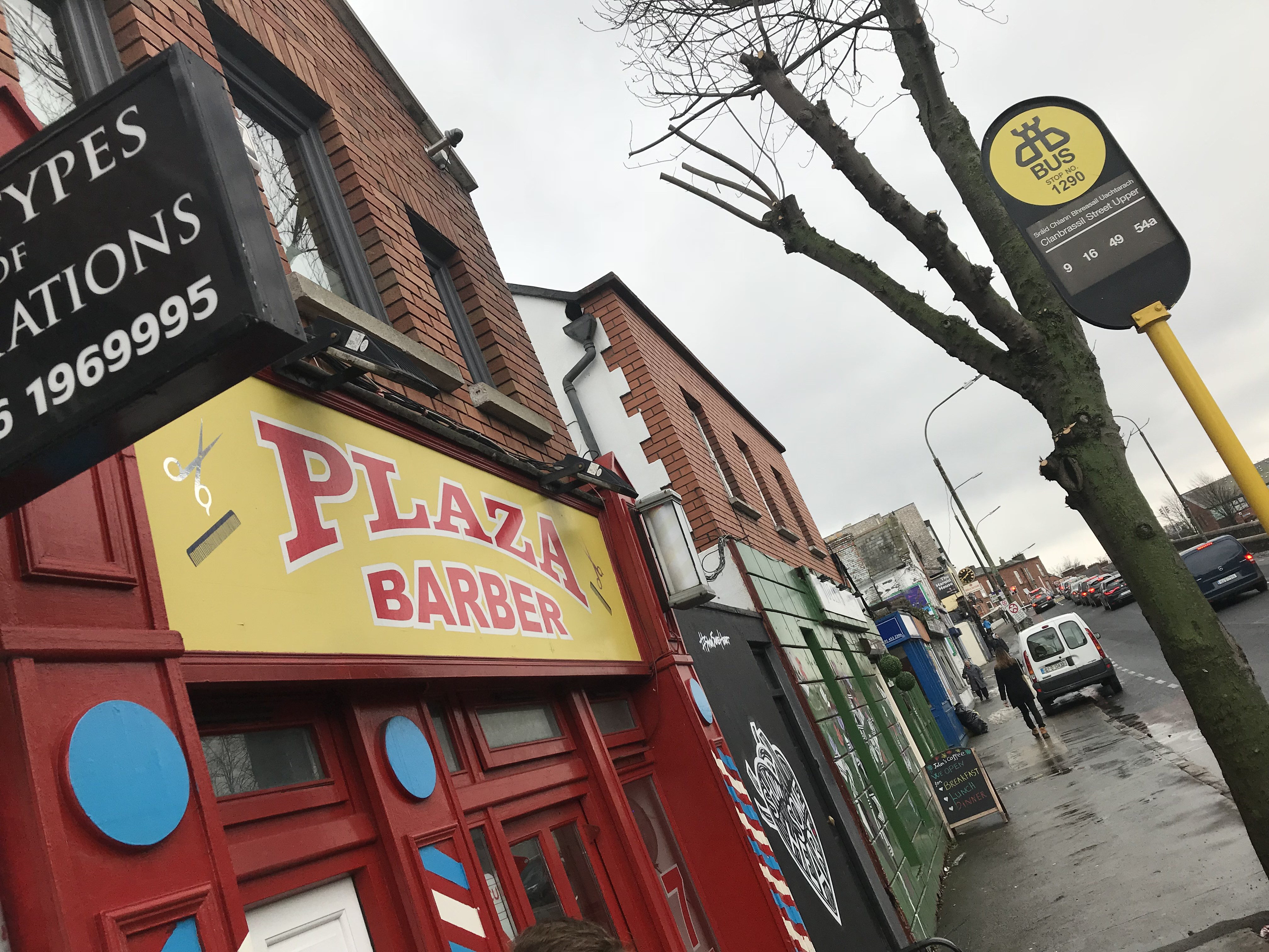 CAPAStudyAbroad_Dublin_Spring2018_From Brandon Mooney - Plaza Barber Around Portobello Neighborhood.jpeg