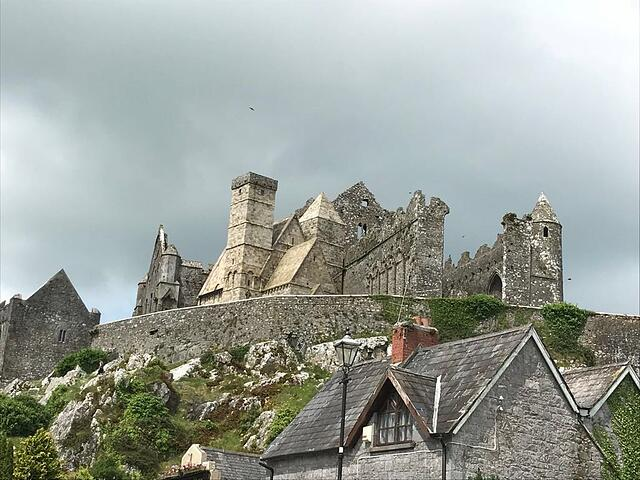 CAPAStudyAbroad_Dublin_Spring2018_From Brandon Mooney - Rock of Cashel