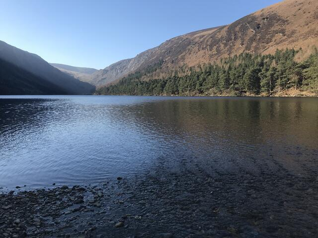 CAPAStudyAbroad_Dublin_Spring2018_From Brandon Mooney - Shores of the Upper Lake in Glendalough.jpeg