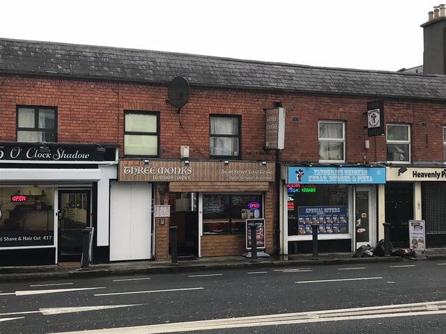 CAPAStudyAbroad_Dublin_Spring2018_From Brandon Mooney - Three Monks and Favorite Chicken, Kebab, Burger, and Pizza Around Portobello Neighborhood.jpeg