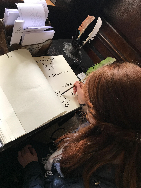 CAPAStudyAbroad_Fall2017_Dublin_From Elizabeth Leahy - Marsh's Library.jpeg
