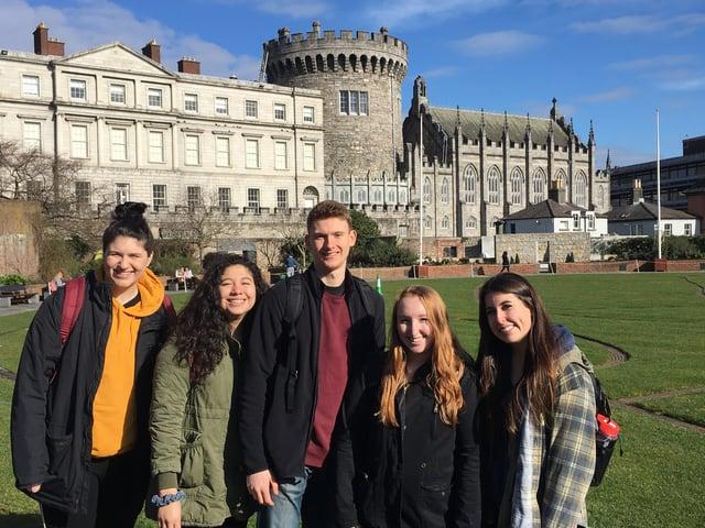 Global Cities at Dublin Castle