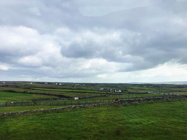 The Countryside of West Ireland