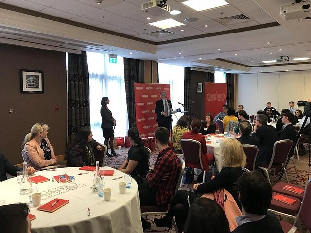 Speech at the Griffith College Alumni Breakfast