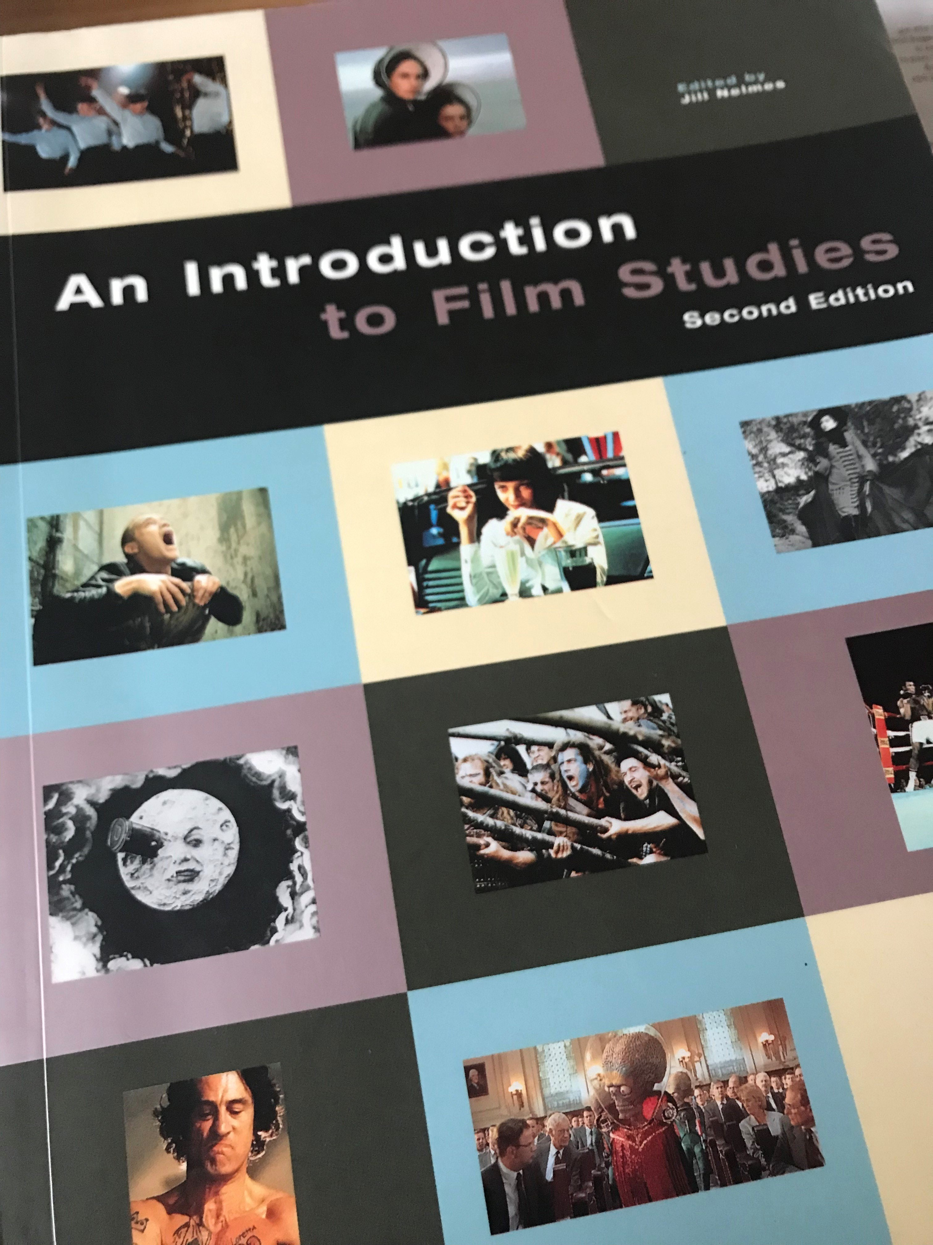 Assignments Week Film Studies Class Brochure