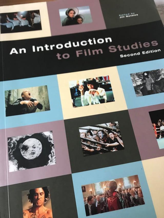 Assignments Week Film Studies Class Brochure