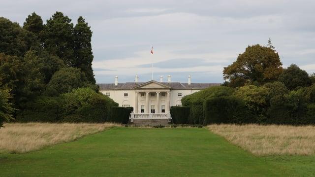 presidents house phoenix park