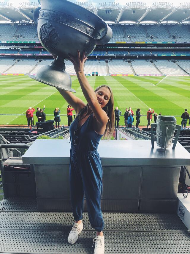 CAPAStudyAbroad_Fall 2019_Dublin_Ellie LaFountain_CrokePark