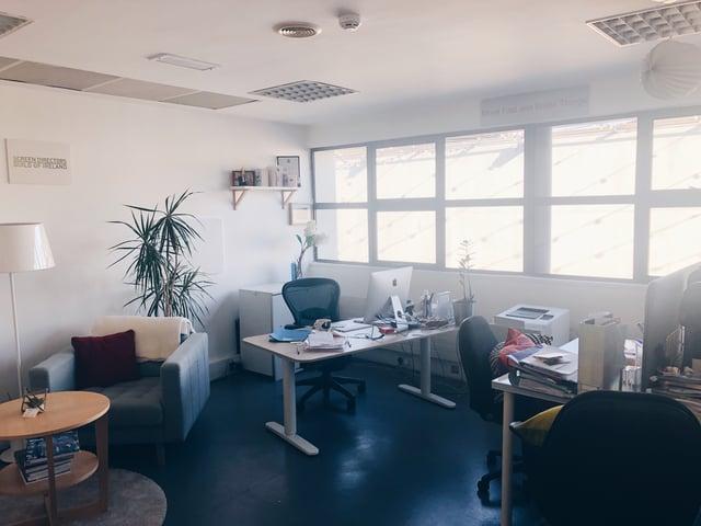 CAPAStudyAbroad_Fall 2019_Dublin_Ellie LaFountain_Office
